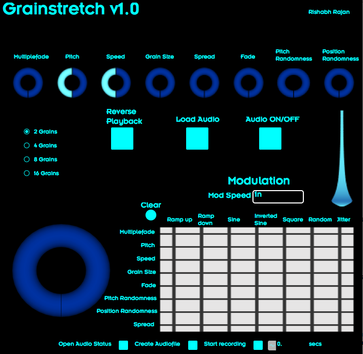 Grainstretch